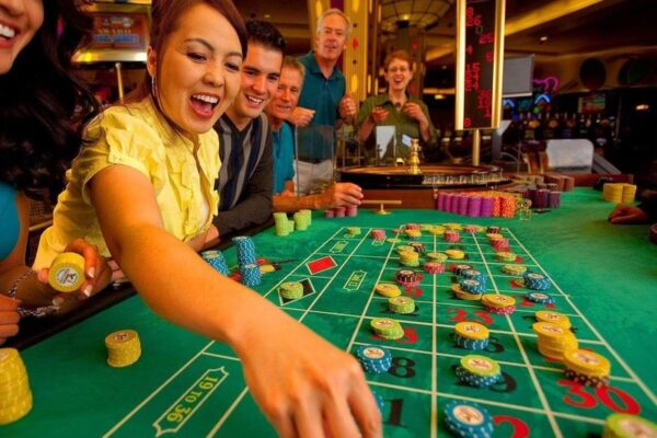 Construct Your Own House Casino Poker Space
