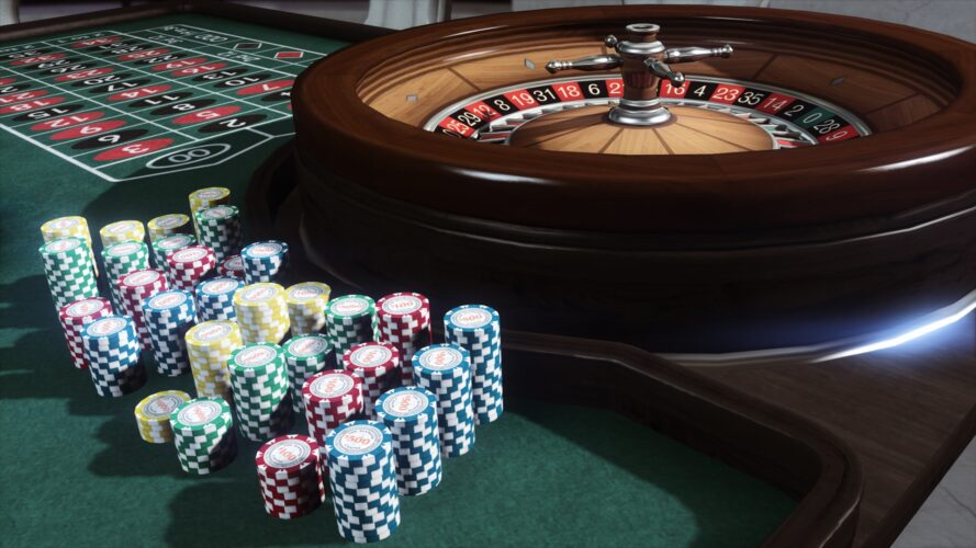 A significant role of online casinos in gambler's life