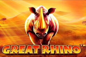 New Crypto Slot Releases: Welcome Great Rhino and 4 Symbols